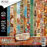 Collateral Rust 6 x 6 Paper Pack - Ciao Bella