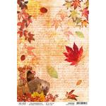 Sweet October A4 Paper Sheet - Ciao Bella
