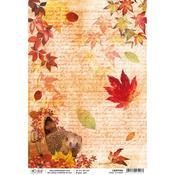 Sweet October A4 Paper Sheet - Ciao Bella