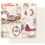 Christmas Joy Paper - Christmas In The Country - Prima