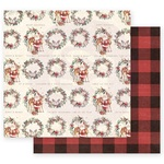 Most Wonderful Time of the Year Paper - Christmas In The Country - Prima