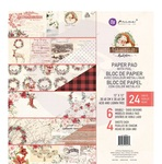 Christmas In The Country Paper Pad - Prima - PRE ORDER