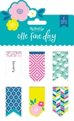 One Fine Day Magnetic Clips - My Minds Eye
