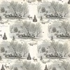 Snow Foil Accented Paper - Yuletide - My Minds Eye