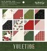 Yuletide 6×6 Paper Pad - My Minds Eye