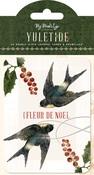 Yuletide Journal Cards - My Minds Eye