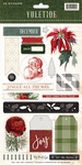 Yuletide Sticker Sheet - My Minds Eye - PRE ORDER