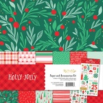 Holly Jolly Collection Pack - My Minds Eye - PRE ORDER