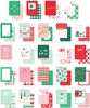 Holly Jolly Journal Cards - My Minds Eye - PRE ORDER