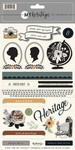 My Heritage 6 x 12 Sticker Sheet - My Minds Eye - PRE ORDER