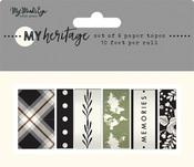 My Heritage Washi - My Minds Eye - PRE ORDER