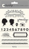 My Heritage Stamps - My Minds Eye - PRE ORDER