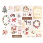 Christmas In The Country - Chipboard Pieces - Prima