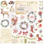 Christmas In The Country - Ephemera Pack 1 - Prima