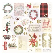 Christmas In The Country - Ephemera Pack 2 - Prima