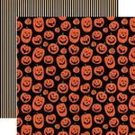 Laughing Pumpkins Paper - Happy Halloween - Carta Bella