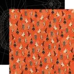 Trick Or Treaters Paper - Happy Halloween - Carta Bella
