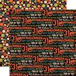 All Hallows Eve Paper - Happy Halloween - Carta Bella