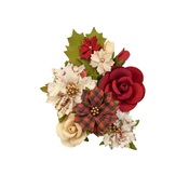Christmas Song Flowers - Christmas In The Country - Prima