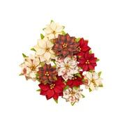 Sugarplum Flowers - Christmas In The Country - Prima