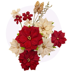 Joyful Flowers - Christmas In The Country - Prima - PRE ORDER