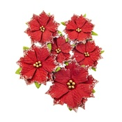 Christmas Cheer Flowers - Christmas In The Country - Prima