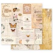 Autumn Memories Paper - Autumn Sunset - Prima