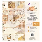 Autumn Sunset - 12x12 Paper Pad - Prima