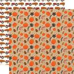 Pumpkin Patch Paper - My Favorite Fall - Echo Park