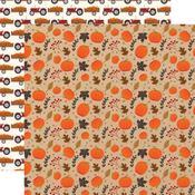 Pumpkin Patch Paper - My Favorite Fall - Echo Park