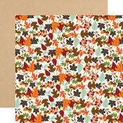 Falling Leaves Paper - My Favorite Fall - Echo Park