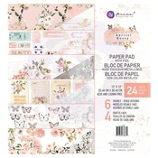 Apricot Honey 12x12 Paper Pad - Prima