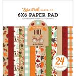 "My Favorite Fall 6""X6"" Paper Pad - Echo Park"