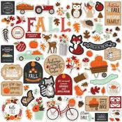 Element Stickers - My Favorite Fall - Echo Park