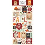 Chipboard Phrases - My Favorite Fall - Echo Park - PRE ORDER