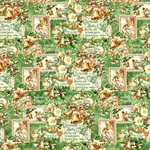 Angels Sing Paper - Joy To The World - Graphic 45