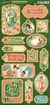 Joy to the World Chipboard - Graphic 45