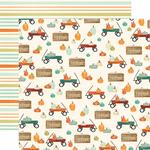 Wagon Time Paper - Fall Market - Carta Bella