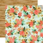Autumn Floral Paper - Fall Market - Carta Bella