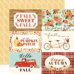 "4""X6"" Journaling Cards Paper - Fall Market - Carta Bella"