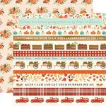 Border Strips Paper - Fall Market - Carta Bella