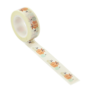 Pumpkin Display Decorative Tape - Fall Market - Carta Bella - PRE ORDER