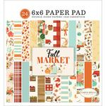Fall Market 6 x 6 Paper Pad - Carta Bella