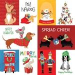 Feliz Navidog Paper - Muttcracker - Photoplay