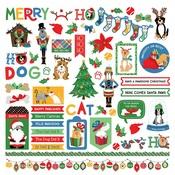 Sticker Sheet - The Muttcracker - Photoplay