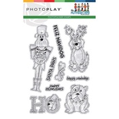 Muttcracker Stamps - Photoplay