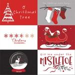 Christmas Tree Paper - Kringle & Co - Photoplay