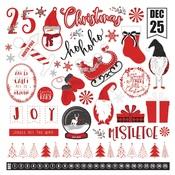 Sticker Sheet - Kringle & Co. - Photoplay