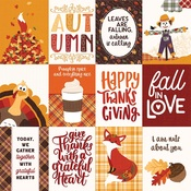 Fall In Love Paper - Mad 4 Plaid Fall - Photoplay