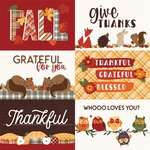Give Thanks Paper - Mad 4 Plaid Fall - Photoplay